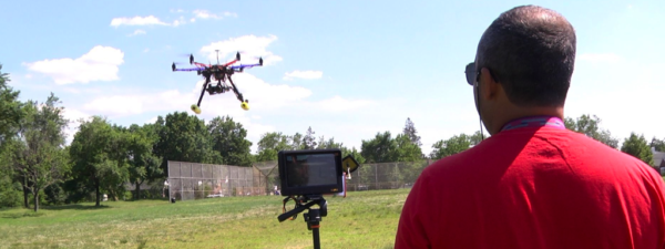 UAV Operator, Credit: YouTube