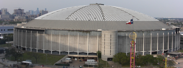 The Astrodome in Houston, TX, Bukowsky18 March 22, 2009